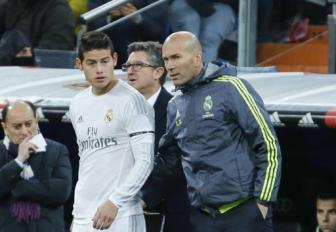 <b style='background-color:Yellow'>Real Madrid</b> da dong y ban James Rodriguez cho Inter voi gia 85 trieu euro
