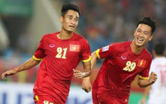 <b style='background-color:Yellow'>Minh Tuan</b> tam thoi chia tay DT Viet Nam truoc ban ket AFF Cup