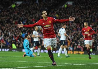 <b style='background-color:Yellow'>Henrikh Mkhitaryan</b> duoc vinh danh o que nha