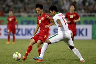 Truoc tran <b style='background-color:Yellow'>Viet Nam vs Indonesia</b>: Thanh bai deu do VFF
