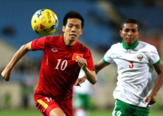 <b style='background-color:Yellow'>Viet Nam vs Indonesia</b>: Thu thach ban linh