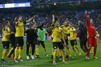 <b style='background-color:Yellow'>Dortmund</b> xo do ky luc cua MU, Real va Barca tai Champions League
