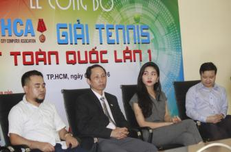 Giai <b style='background-color:Yellow'>tennis</b> IT toan quoc 2016: Ket noi doanh nhan cong nghe thong tin