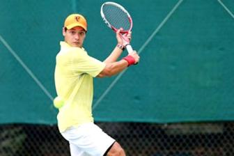 Artem called up to play for VN national tennis team