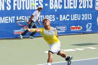 Men's Futures tennis series arrives in Vietnam