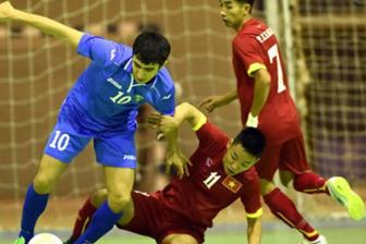 VN, Uzbekistan friendly match ends in draw
