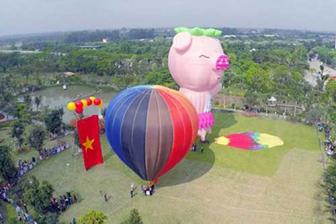 Int'l Balloon Festival to take place in Hue