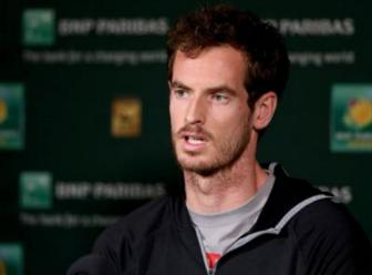 <b style='background-color:Yellow'>Murray</b> san sang cho Indian Wells 2016
