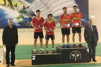 Vietnam win two silver medals at Portuguese Championship