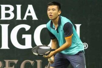 Ly Hoang Nam jumps to 884th in world tennis rankings