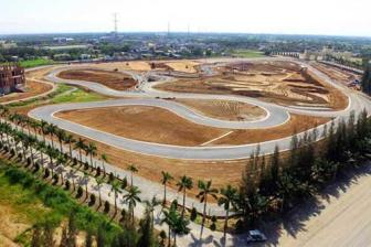 Vietnam's first professional race track to open this month