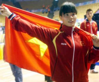 <b style='background-color:Yellow'>Vat</b> nu Viet Nam gianh suat Olympic thu 2