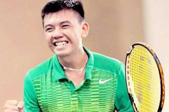 Ly Hoang Nam wins main round of Kofu Int'l Open