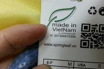 Made in Vietnam electronics, telephones sought after in EU