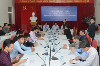 Press conference of culture – sport week to celebrate traditional Day of Vietnam Sport