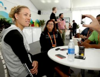 "Kerber: ""Serena van la so 1 the gioi"""