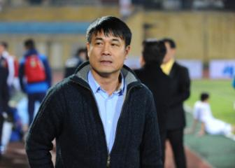 HLV <b style='background-color:Yellow'>Nguyen Huu Thang</b> mat 'pho tuong' truoc gio ra mat cac DTVN