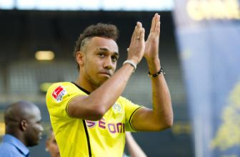 <b style='background-color:Yellow'>Dortmund</b> dong y ban Aubameyang voi gia cuc khung