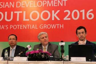 Vietnam's economy to grow 6.7% in 2016: ADB