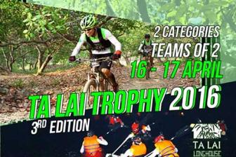 Adventure racers gear up for Ta Lai Trophy