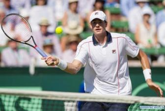 <b style='background-color:Yellow'>Davis Cup</b> 2016: Australia – My 1-3 (vong 1 World Group): Isner dien vai anh hung