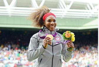<b style='background-color:Yellow'>Serena Williams</b>: Khat vong vang o Rio