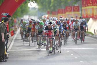 International women's cycling tour kicks off in Binh Duong