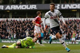 Gioi thieu than dong EURO 2016: <b style='background-color:Yellow'>Dele Alli</b> (DT Anh)