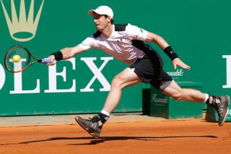 Video vong 3 <b style='background-color:Yellow'>Monte Carlo</b> Masters: Benoit Paire vs Andy Murray