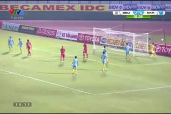 Video vong 6 <b style='background-color:Yellow'>V-League 2016</b>: Binh Duong 3-1 Sanna Khanh Hoa
