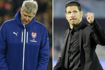 <b style='background-color:Yellow'>Diego Simeone</b> lai duoc ung ho thay Wenger