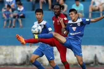 Haiphong keeps top position at V-League