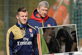 <b style='background-color:Yellow'>Jack Wilshere</b> lai dinh vao au da