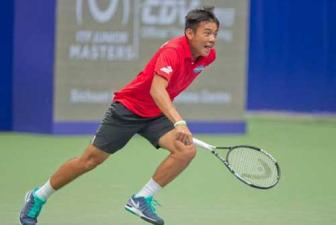 Nam to meet No 1 seed in quarters of tennis tourney