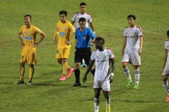 Referee Chien receives life ban for recent penalty call