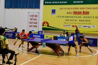 Ha Noi T&T wins second table tennis title