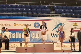 Thanh bags silver medals in Bulgarian Cup