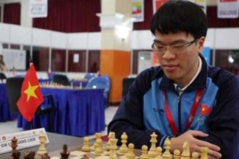 Liem top seed at Asian Chess Championship