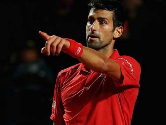 <b style='background-color:Yellow'>Novak Djokovic</b>: French Open la... mon trang mieng