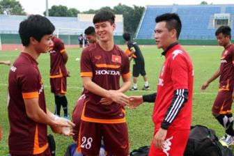 Players chosen for VN nat'l games