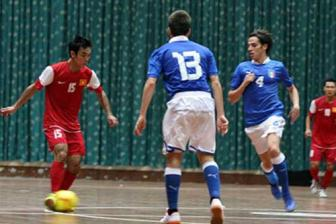 Vietnam draws to Group C of Futsal World Cup