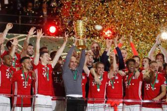 <b style='background-color:Yellow'>Bayern Munich</b> len ngoi vo dich Cup Quoc gia Duc 2016