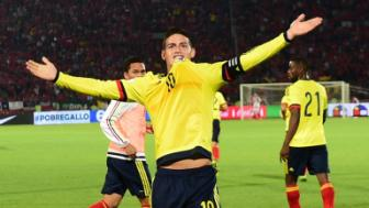 DT <b style='background-color:Yellow'>Colombia</b> chot danh sach du Copa America 2016: Vang Falcao, James Rodriguez lam thu quan