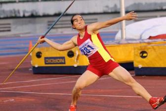 Ha Noi triumph at Ha Noi athletics open