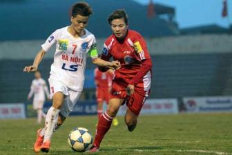 Ha Noi win to top national champs