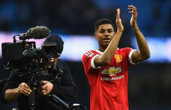<b style='background-color:Yellow'>Marcus Rashford</b> co the ra mat DT Anh trong tran gap Australia