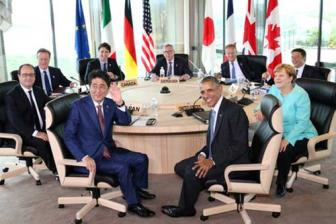 G7 cung ran ve <b style='background-color:Yellow'>bien Dong</b>