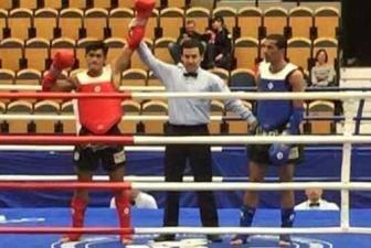 Nhat in finals at Muaythai world championships