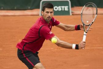 Video vong 2 Roland Garros 2016: Novak Djokovic vs Steve Darcis