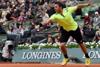 Video vong 3 Roland Garros 2016: Wawrinka vs Chardy
